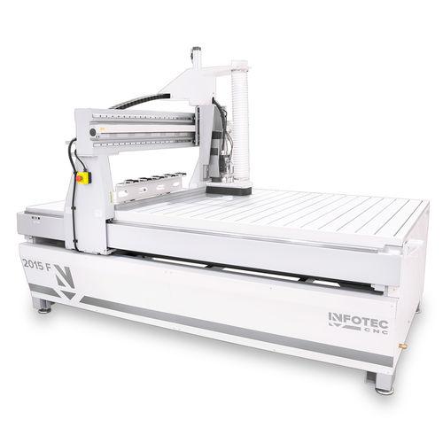Fräser-Schneidplotter / CNC / für Schaumstoff / 3D