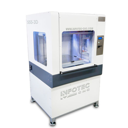 3D-Drucker / PLA / ABS / FDM / Industrie