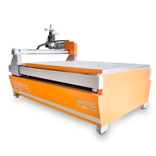 CNC-Fräsmaschine / 3-Achs / für Holz