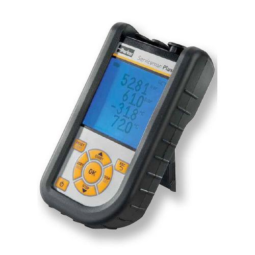 Temperatur-Datenlogger / Druck / USB / drahtlos