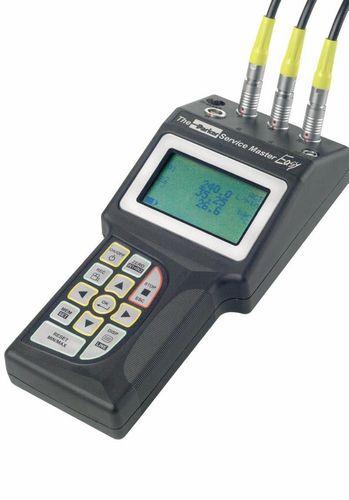 Druckdatenlogger / Durchfluss / RPM / USB