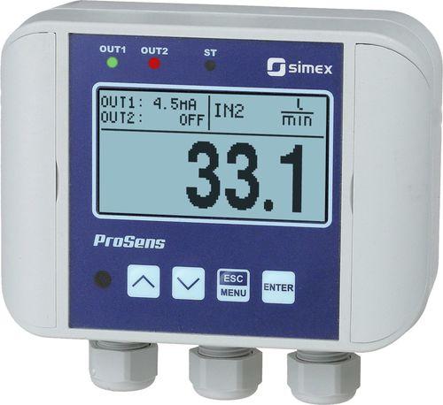 Temperaturanzeiger - SIMEX Sp. z o.o.