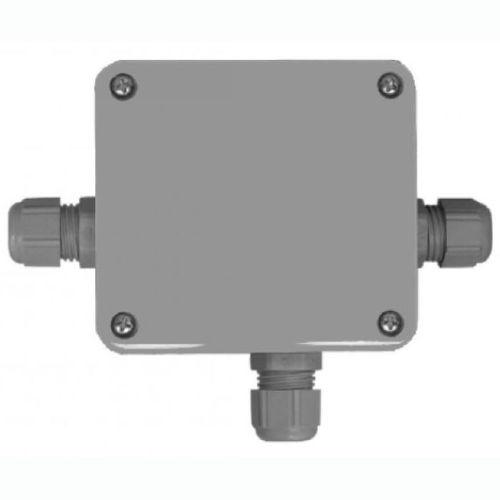 Umgebungsluft-Temperaturmesswandler / Pt100 / für Wandmontage / kompakt