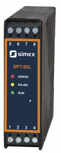 Temperaturmessumformer für DIN-Schienen
