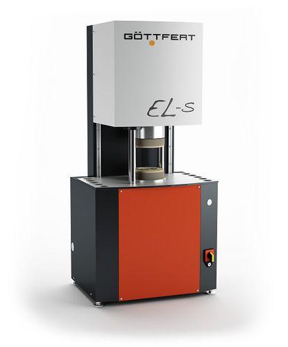 Biegen-Prüfmaschine / Viskoelastizität / für Elastomere / elektromechanisch