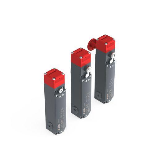 Sicherheitsschalter / Tast / mehrpolig / Magnet