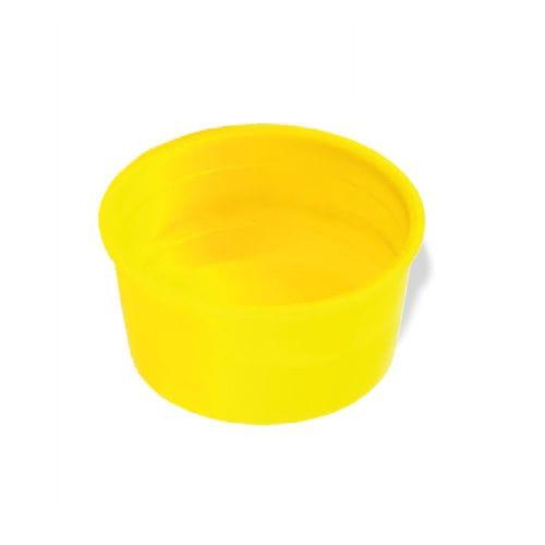 runder Stopfen / innen / Polyethylen / Sicherheit