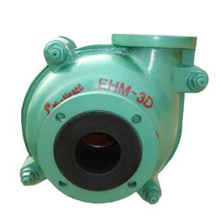 Schlammpumpe / mit Elektromotor / zentrifugal / zur Wasseraufbereitung