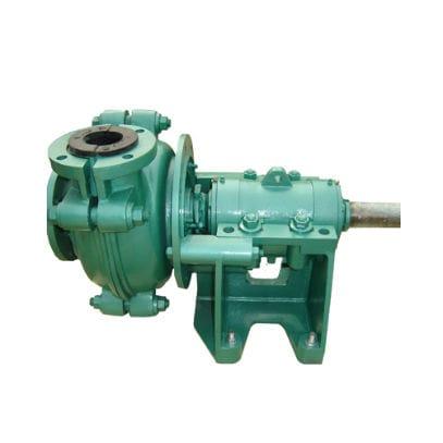 Schlammpumpe / mit Elektromotor / zentrifugal / zur Abwasseraufbereitung