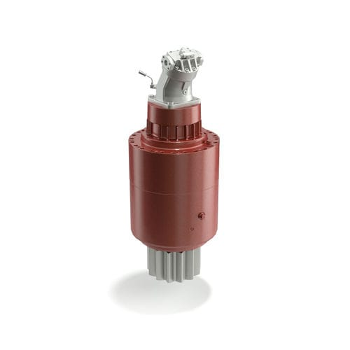 Getriebe für Drehwerksantriebe / mit Planetenbewegung / Koaxial / Hochleistung