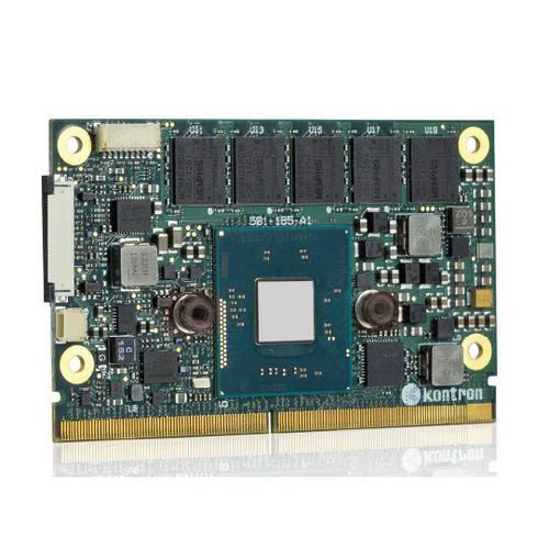 Computer-on-Modul / Intel® Atom E3800 / SATA / PCI-Express / USB 2.0