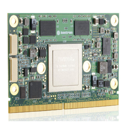 Computer-on-Modul / Quad Core Cortex A9 / USB 2.0 / SATA / Ethernet