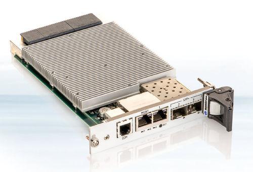 Ethernet-Switch-Karte / managed / 5 Ports / Gigabit-Ethernet / embedded