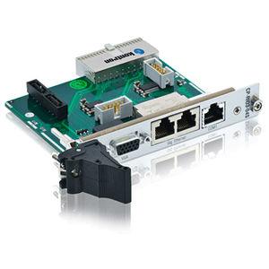 analoges E/A-Modul / Ethernet / CompactPCI / Rear-Transition-Modul