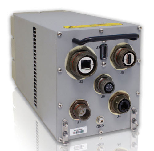 Embedded-Computer / Intel® Core i series / Ethernet / modular