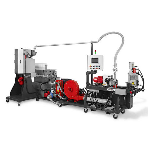 Granulator / luftgekühlter Heißabschlag / für Kunststoffgranulatherstellung
