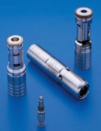 Wechsel-Rückschlagventil / Miniatur / hydraulisch / Federdruck
