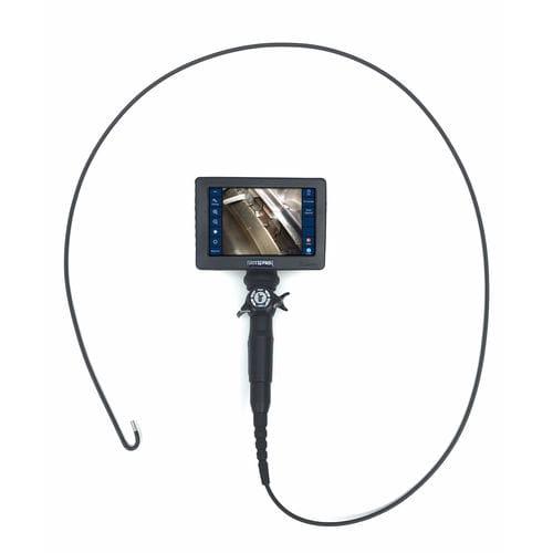 flexibler Videoendoskop / Industrie / zur Bohruntersuchung / zur Kanalisationsinspektion
