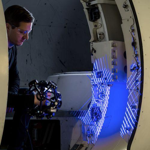 3D-Scanner - Creaform