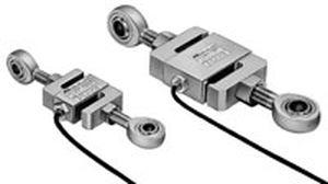 Wägezelle / Zug- und Druckkraft / S-förmig / Dehnungsmessstreifen