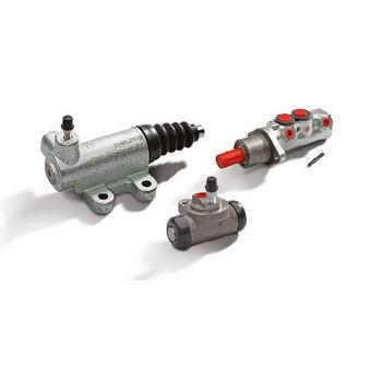 hydraulischer Zylinder / Aluminium