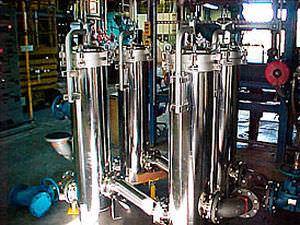 Harz zur Wasseraufbereitung / Ionenaustauscher