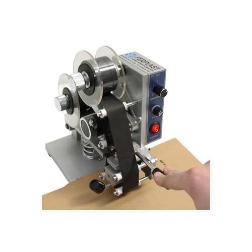 Thermotransfer-Markieranlage / kompakt