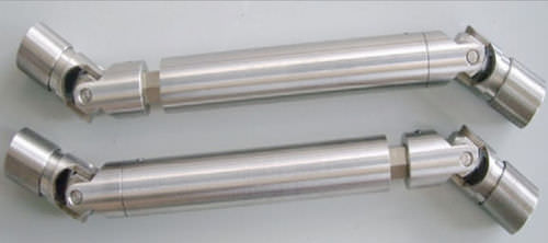 Metallwelle / Kardan / teleskopisch