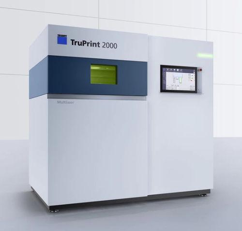 Additive manufacturing machine / Metall