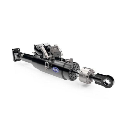 hydraulischer Servozylinder / Doppel / für die Automobilindustrie