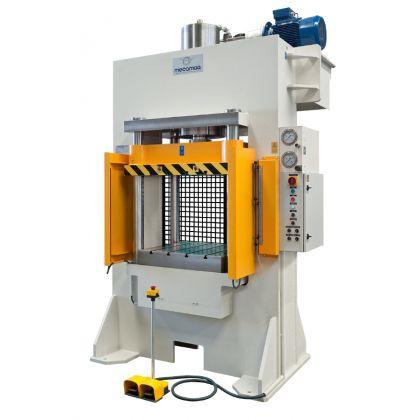 hydraulische Presse / Tiefzieh / kundenspezifisch / für Stahl