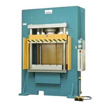 hydraulische Presse / Zieh / mit Schneidefunktion / doppeltwirkend