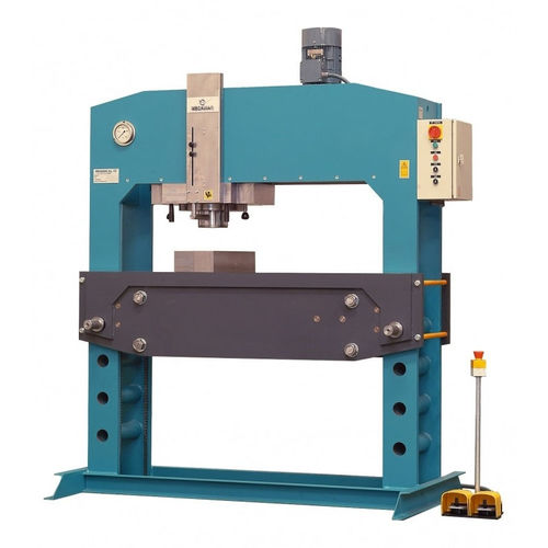 hydraulische Presse / motorisiert / Richt / vertikal