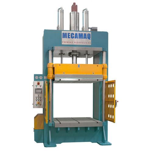 hydraulische Presse / Form / vertikal / kundenspezifisch