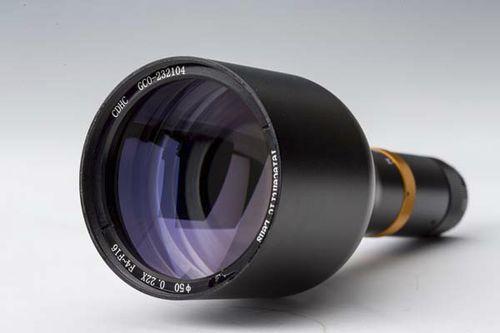 telezentrisches Kameraobjektiv