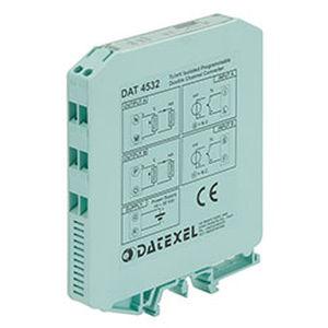 Signalwandler / Spannung / Strom / 2 Analogausgänge / für RTD-Sensor