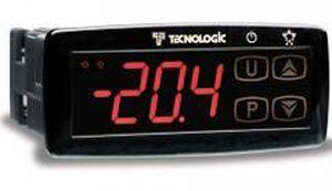 digitaler Temperaturcontroller / mit LCD-Display / für Kühlsystem