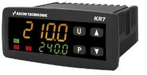 LED-Doppelanzeige-Temperaturcontroller / programmierbar / konfigurierbar