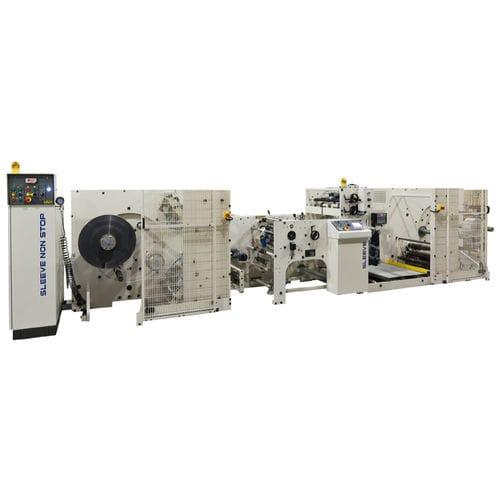 Umformmaschine für Muffen / für Kunststoff