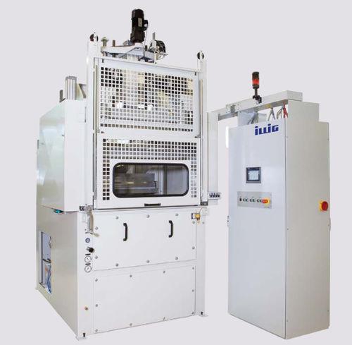 Platten-Thermoformmaschine / Kunststofffolien / für Verpackung / halbautomatisch