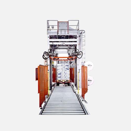 automatische Haubenmaschine