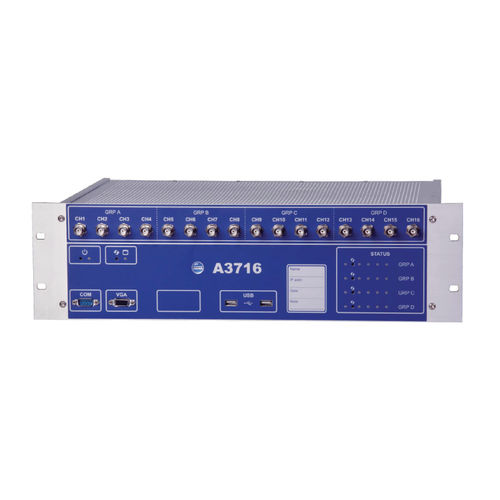 Schwingungsüberwachungssystem / Maschinen / Online / Mehrkanal