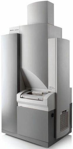 Spektrometer / MALDI-TOF Massen / Labor / PMT