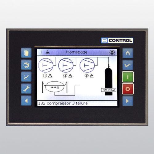 TFT-Display / Touchscreen / PROFIBUS / Modbus