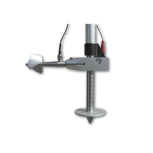 Universal-Fließgeschwindigkeitsmesser / für Wasser / Miniatur / Edelstahl