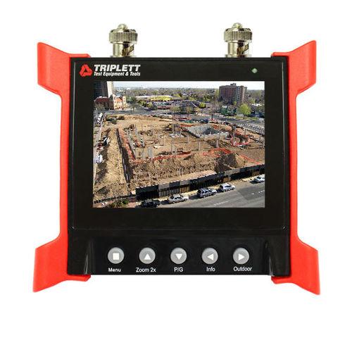 LCD-Monitor / 320 x 240 / einbaufähig / robust