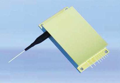 fasergekoppelte Laserdiode / mit kontinuierlicher Welle / Faser / Infrarot