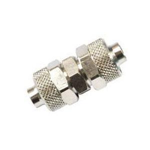 Schnellkupplung / gerade / pneumatisch / Metall
