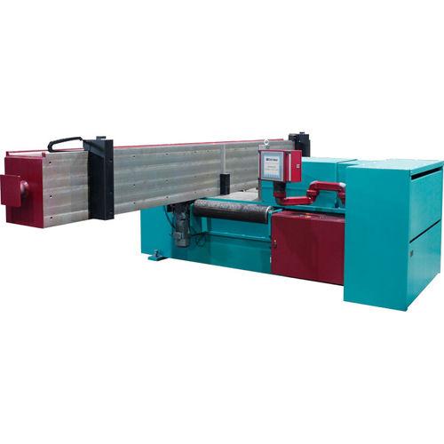 hydraulische Presse / Richt / horizontal