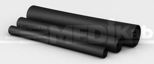 isolierende Hülle / Rohr / für Elektrokabel / PVC